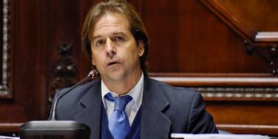 Lacalle Pou renunciará al Senado el lunes e iniciará gira por el interior