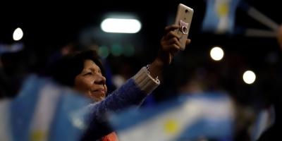 Los argentinos entran en período de reflexión para las primarias del domingo