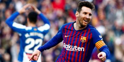 Messi gana la votación del Gol de la Temporada de la UEFA