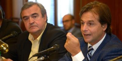 Lacalle Pou presenta este lunes su renuncia a la Cámara de Senadores