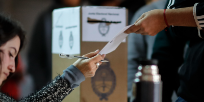 El 75 % del electorado participó de las primarias presidenciales en Argentina