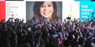Integrantes del Frente Amplio saludaron triunfo de Fernández en las primarias de Argentina