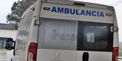 Ambulancias vuelven a ingresar al barrio Cuarenta Semanas tras rapiña a trabajador