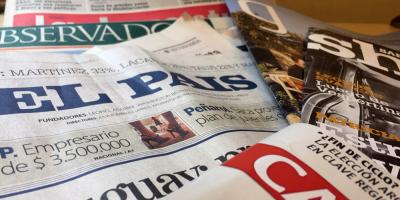 El gobierno firmó un decreto ante baja en venta y distribución de diarios y revistas