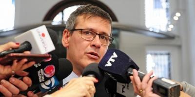 Parlamento: El fiscal Jorge Díaz propuso modificaciones a la ley del lavado de activos