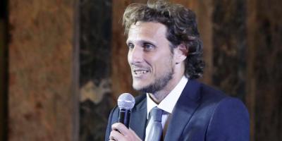 Diego Forlán será homenajeado por Peñarol tras su retiro del fútbol
