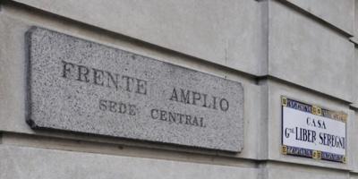 """Javier Miranda sobre anuncios de Manini: """"son la expresión de un sector efectivamente reaccionario"""""""