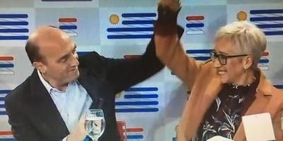 Convención del Frente Amplio proclamó a Villar como candidata a la vicepresidencia