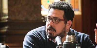 El diputado del MPP, Alejandro Sánchez, protagonizó un siniestro de tránsito en Malvín Norte