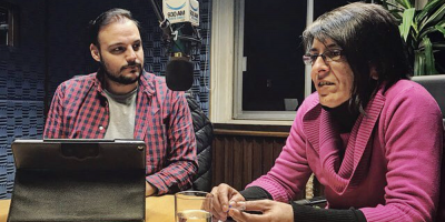 """Activista Marina Morelli """"No hay elemento que asegure que colocándole custodia al victimario no va a ser agredida la víctima"""""""