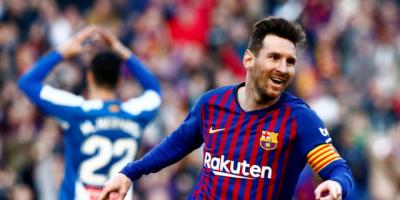 Messi ya se entrena con sus compañeros del equipo azulgrana
