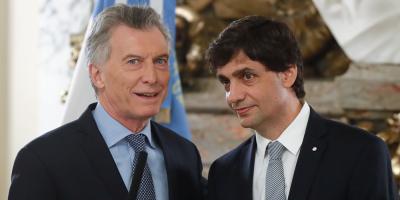 El FMI se reunirá con el ministro de Hacienda argentino y presidente del BCRA