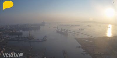 El humo que llega a nuestro país desde la Amazonia persistirá hasta el jueves