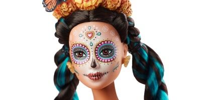 Nueva Barbie conmemorativa del Día de Muertos evoca a la tradicional Catrina