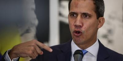 """Guaidó anuncia creación de un """"centro de Gobierno"""" con Leopoldo López a cargo"""