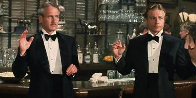 """Cine Arte del Sodre exhibe en HD """"El Golpe"""" y """"Butch Cassidy"""", con Paul Newman y Robert Redford"""
