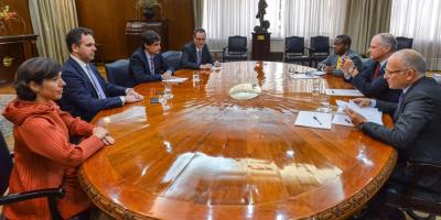 """El FMI seguirá al lado de Argentina en """"estos momentos desafiantes"""""""