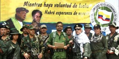 """El disidente de las FARC """"Iván Márquez"""" anuncia que retoman las armas"""
