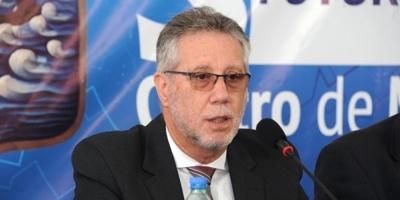 Jorge Vázquez dijo que su hermano, el presidente Tabaré Vázquez, está muy animado