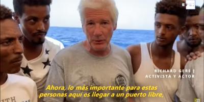 Richard Gere cumple 70 años más volcado en su activismo que en el cine
