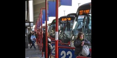 A partir de este domingo aumenta el precio del boleto para suburbanos e interdepartamentales