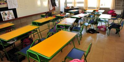 Paro de 24 horas en escuelas de Montevideo tras nuevo caso de agresión a docente