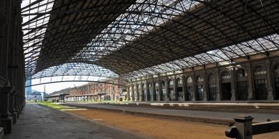 Gobierno vuelve a tomar posesión de la ex Estación Central