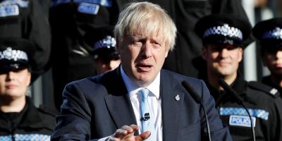 """Johnson reitera que no quiere """"más retrasos"""" en la salida de la UE"""