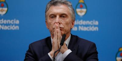 """Macri inicia la campaña con llamamiento a construir """"confianza"""" en Argentina"""