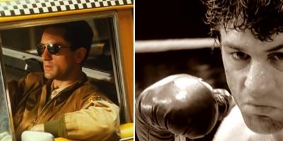 Cine Arte del Sodre exhibe el próximo lunes 15 dos famosas películas protagonizadas por Robert De Niro