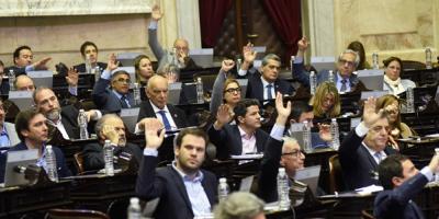 Diputados argentinos aprueban texto de emergencia alimentaria y pasa a Senado