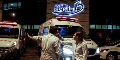 Sube a diez el número de muertos tras incendio en hospital de Río de Janeiro