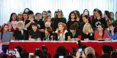 Plataforma de actrices argentinas denuncia abusos en centro cultural público