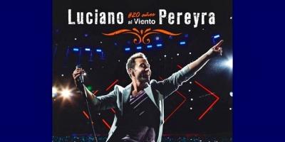 Luciano Pereyra agotó entradas para su show de este sábado en el Antel Arena