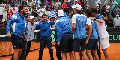 Uruguay pasa a liguilla por Grupo Mundial tras superar a los dominicanos