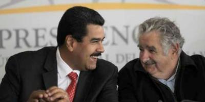Maduro consideró estúpido a Mujica por afirmar que en Venezuela hay dictadura
