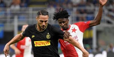 El Inter tropieza en San Siro ante una obra maestra táctica del Slavia