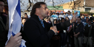 Lacalle Pou cuestionó al Gobierno y ministros que hacen campaña electoral
