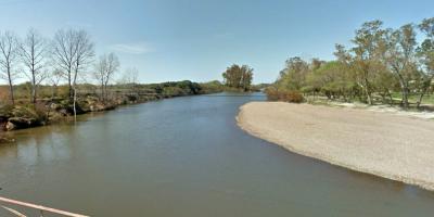 Un niño de un año falleció ahogado en el río Santa Lucía
