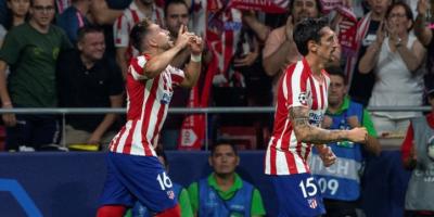 Champions League: Atlético de Madrid - Juventus empataron 2 a 2