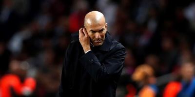 La derrota más dura de Zidane en Liga de Campeones