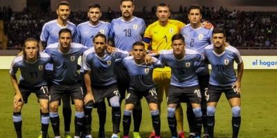Uruguay sexto y Bélgica continúa líder