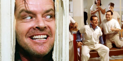 """Jack Nicholson en Cine Arte del Sodre:  """"El resplandor"""" y """"Atrapado sin salida"""" en copias restauradas y en HD"""