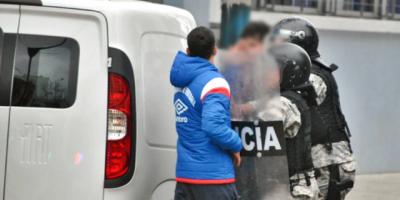 Juan Gama: En Uruguay no hay una situación grave de crimen organizado