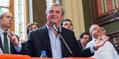 """En Alianza Nacional estarán """"atentos"""" a una eventual falsificación de la papeleta de """"Vivir Sin Miedo"""""""