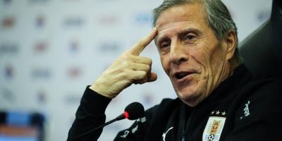 """Tabárez destaca el """"muy buen nivel"""" de Federico Valverde"""