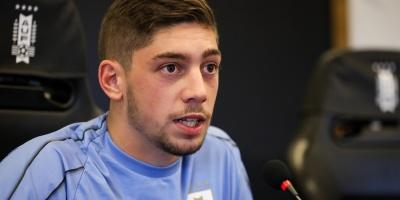 """Valverde: """"Trato de disfrutar cada momento que me toca en el Madrid"""""""