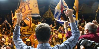 Manini Ríos: Cabildo Abierto viene a renovar la democracia