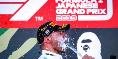 Bottas aprovecha un error de Vettel