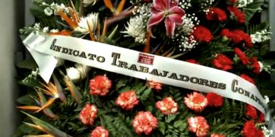Miles de ciudadanos despidieron los restos de Eduardo Bleier, a cuarenta y tres años de haber sido asesinado en dictadura